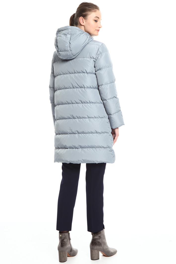 Long down coat Intrend