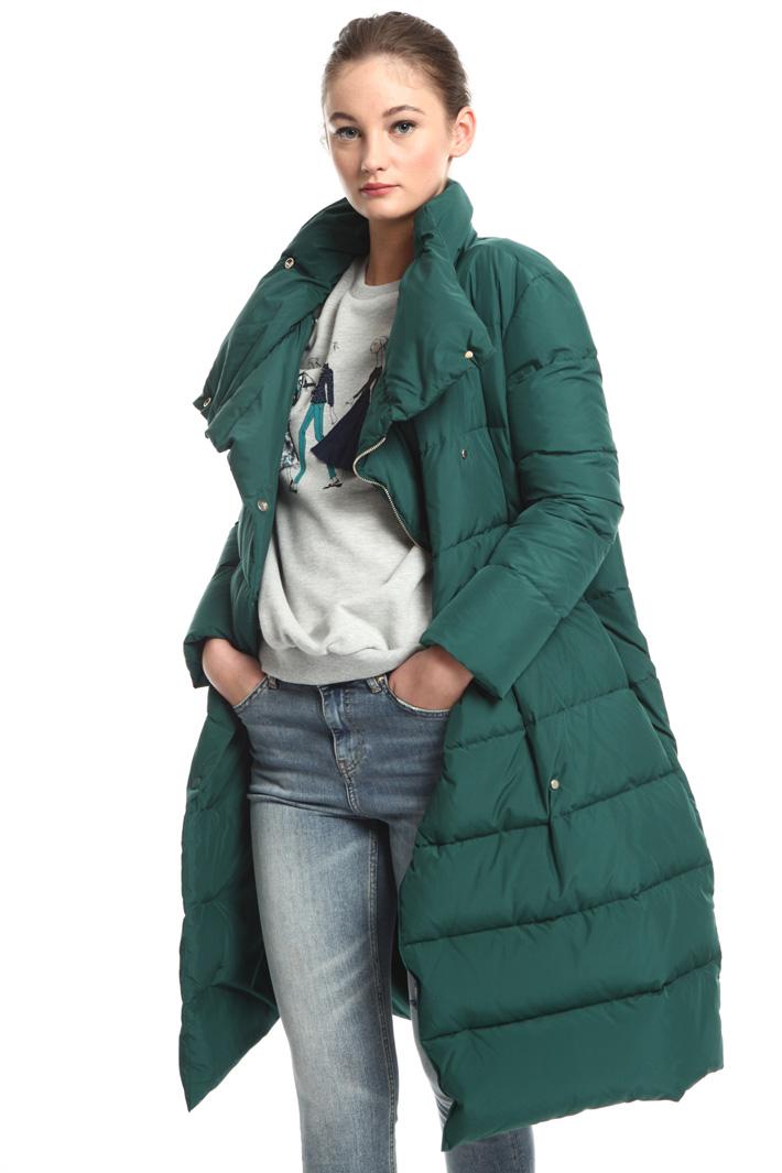 Water resistant down coat Intrend