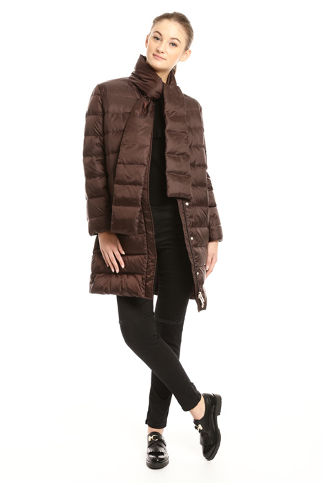 Long puffer coat Intrend