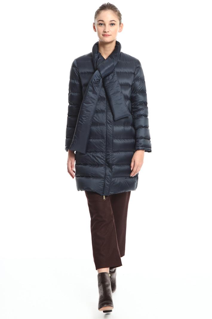 Long puffer coat Intrend