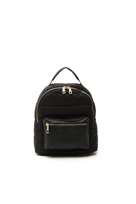 Faux-leather backpack Intrend