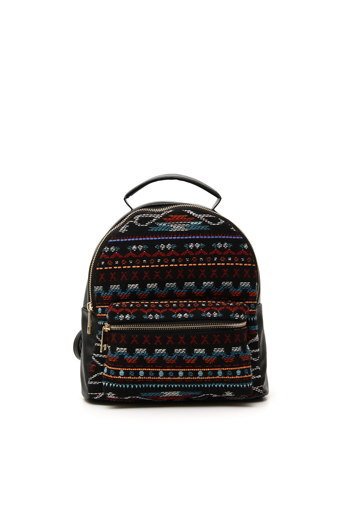 Embroidered backpack Intrend