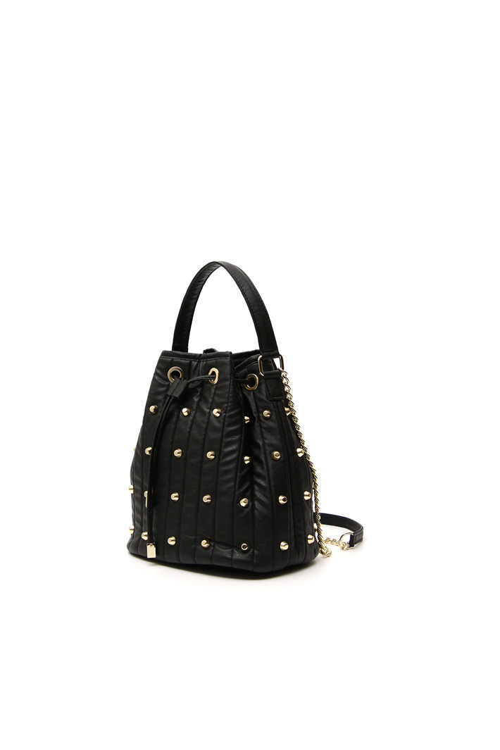 Faux-leather bucket bag Intrend