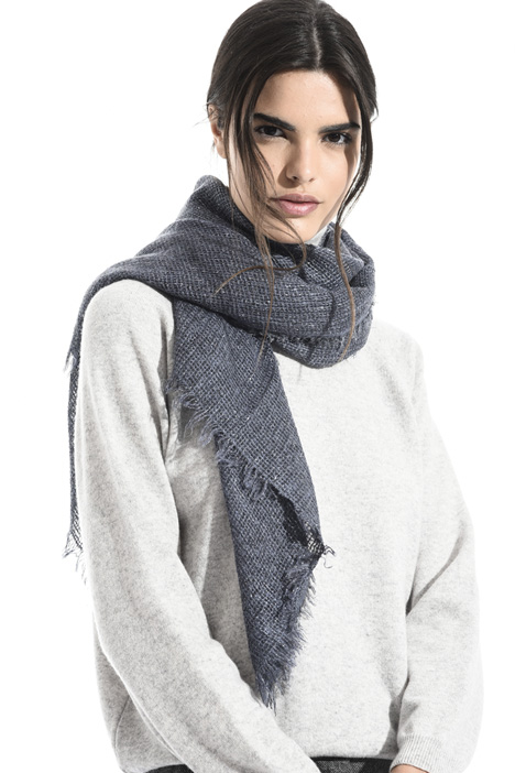 Mohair blend scarf Intrend