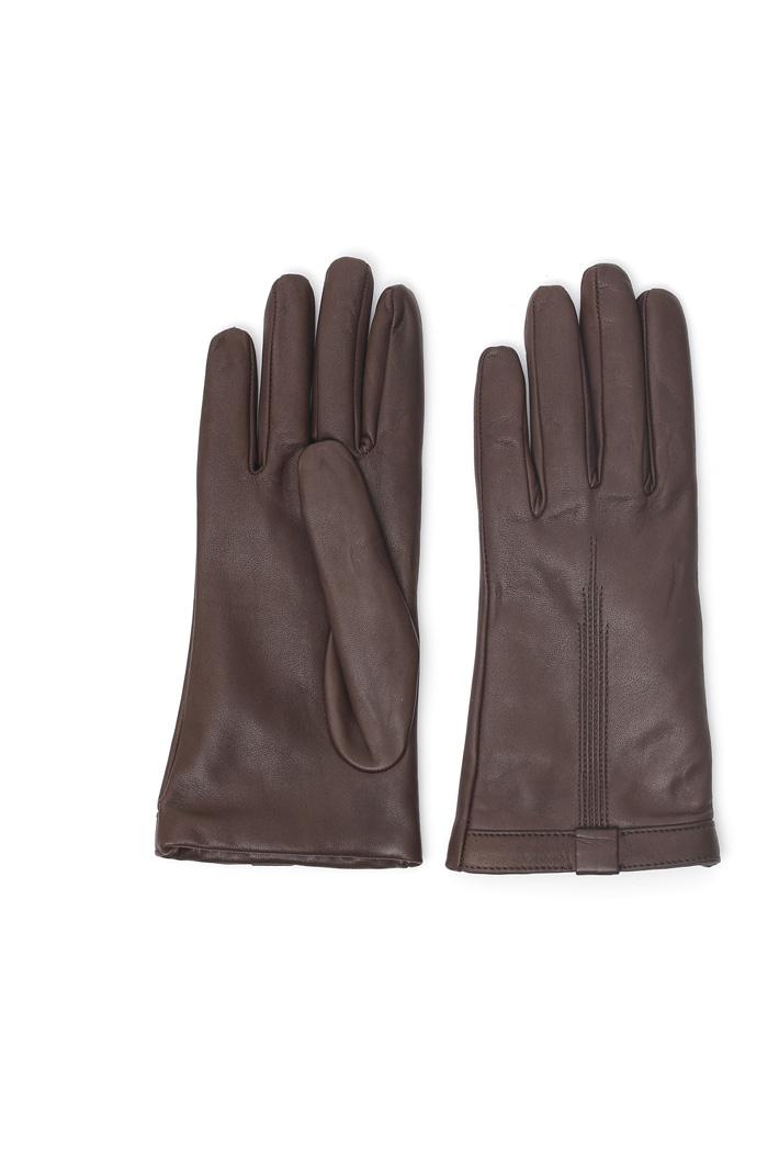 Lambskin gloves Intrend