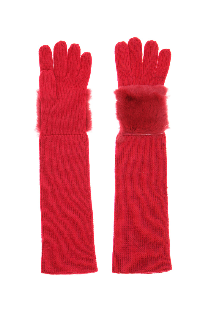 Lapin detail gloves Intrend