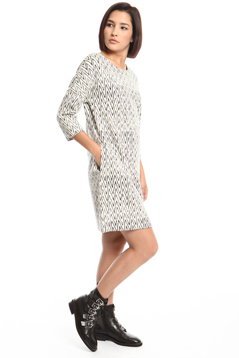 Fleece dress Intrend