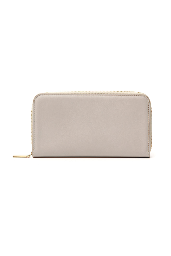 Leather wallet Intrend