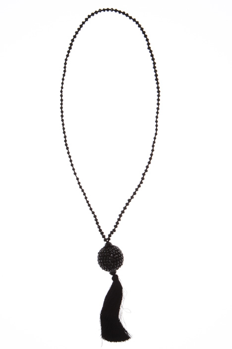 Glass stone necklace Intrend