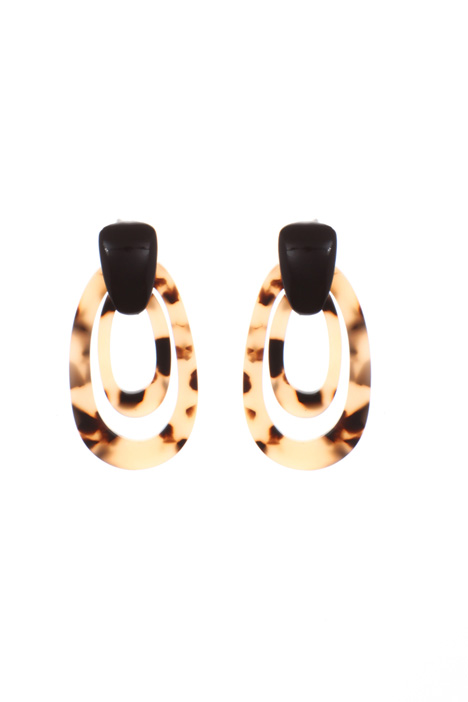 Ring earrings Intrend