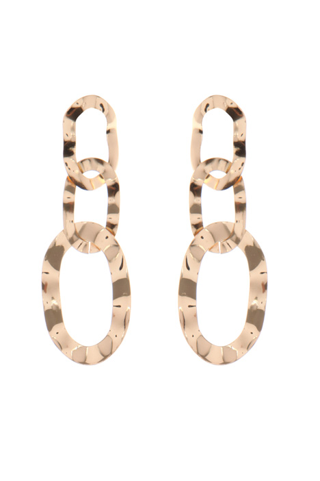 Ring drop earrings Intrend