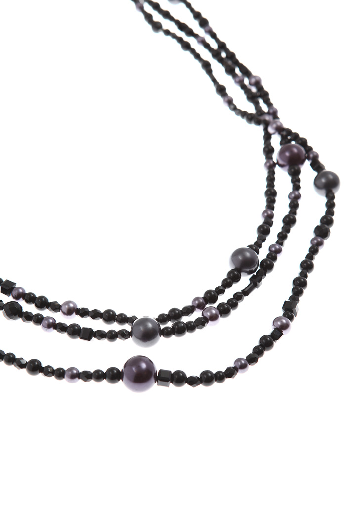 Three piece necklace set Intrend