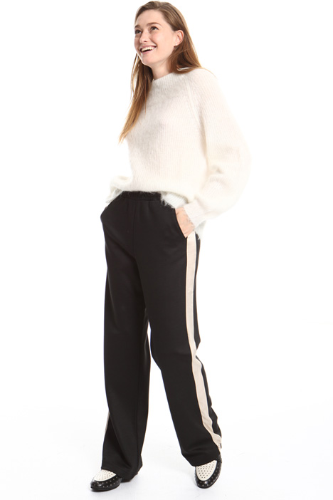 Soft fit jersey trousers Intrend