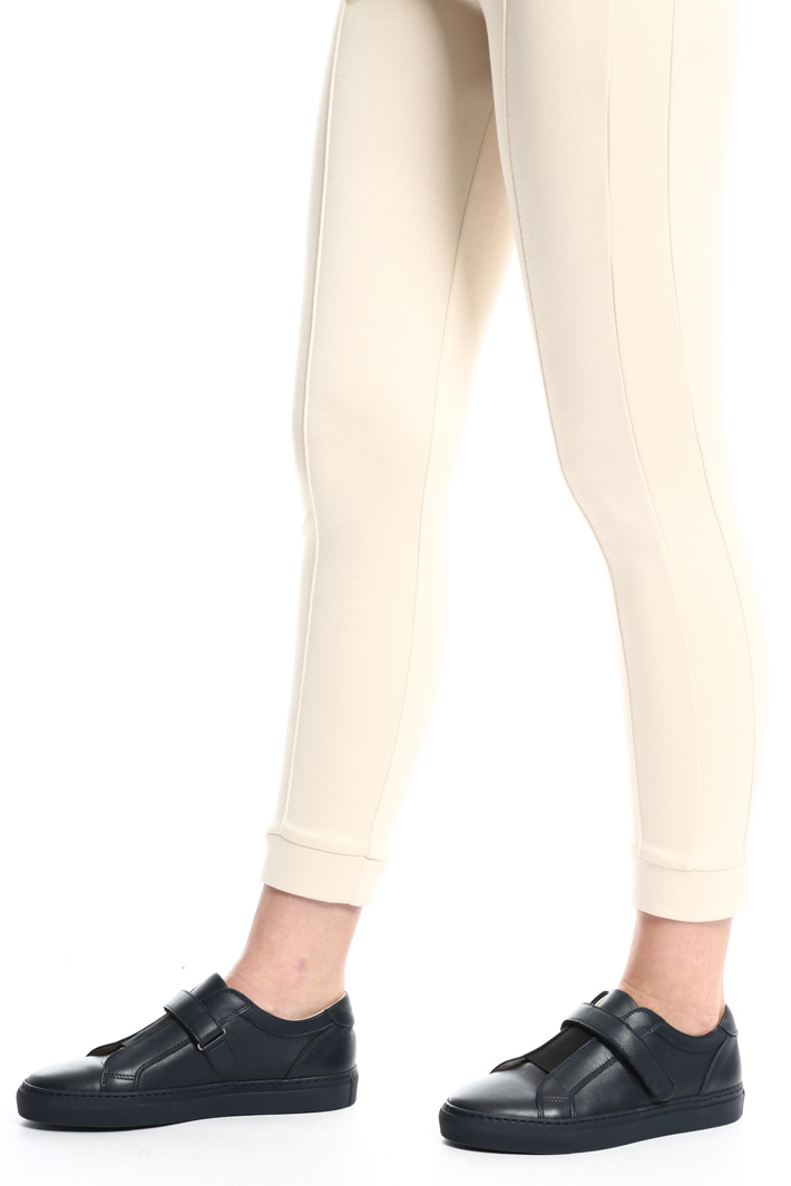 Jersey comfort trousers Intrend