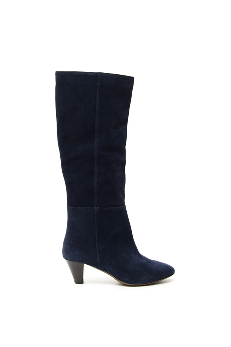 Soft suede boots Intrend