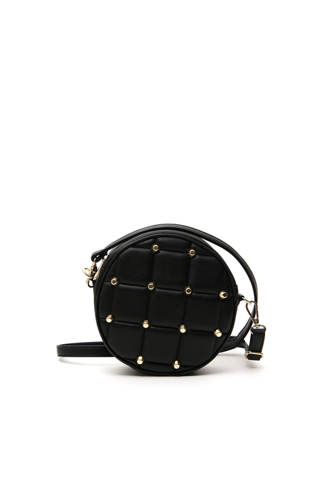 Round quilted bag Intrend