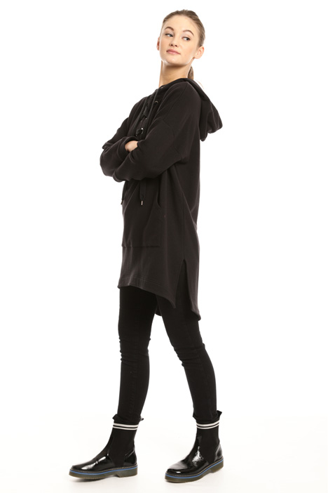 Oversized jersey sweatshirt Intrend