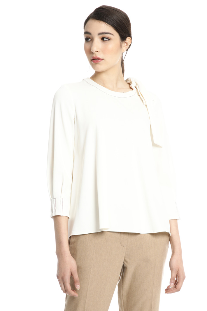 Stretch fluid blouse Intrend
