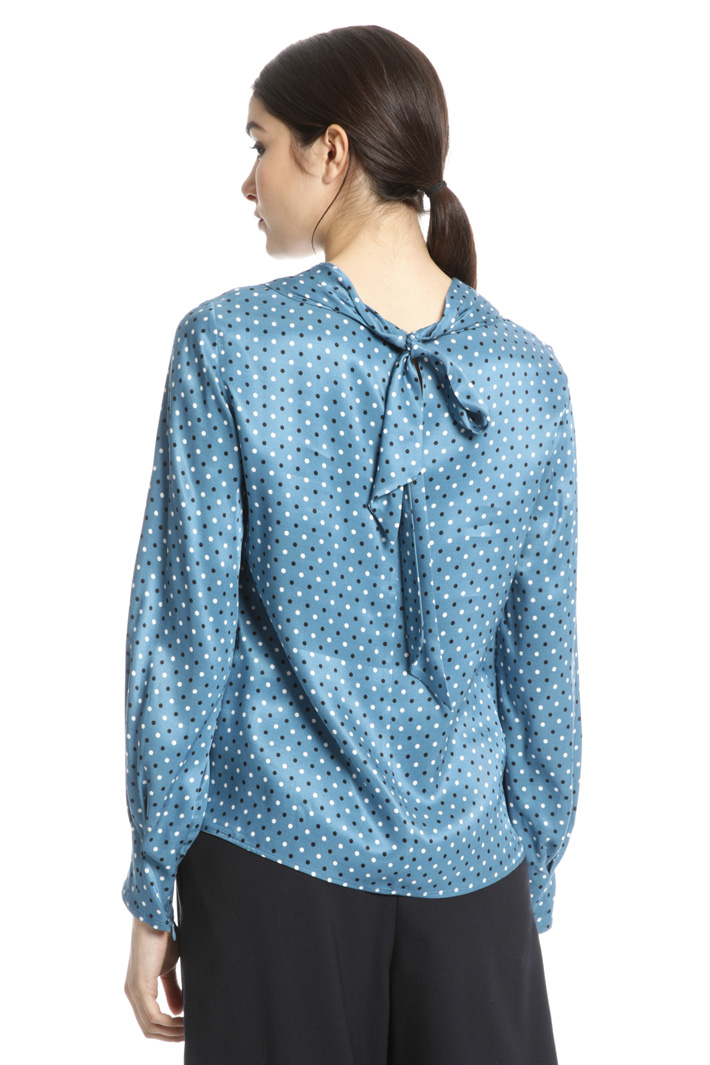 Viscose twill blouse Intrend