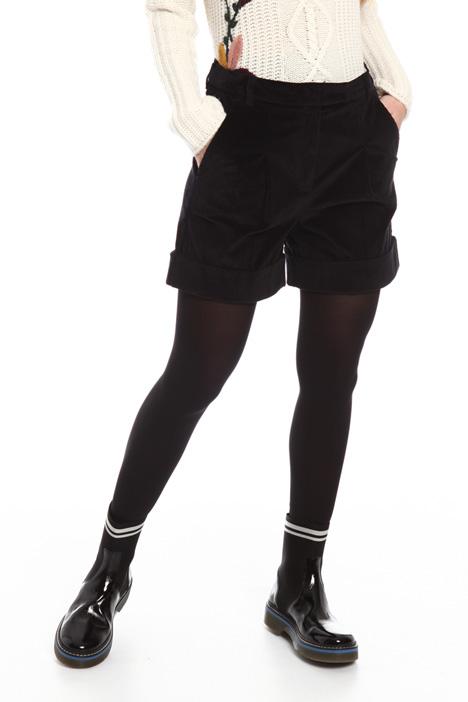 Velvet shorts Intrend