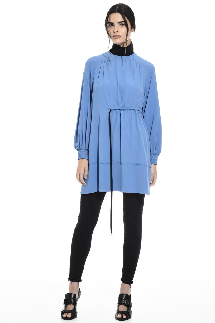 Silk blend dress Intrend