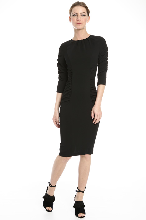 Ruched sheath dress Intrend