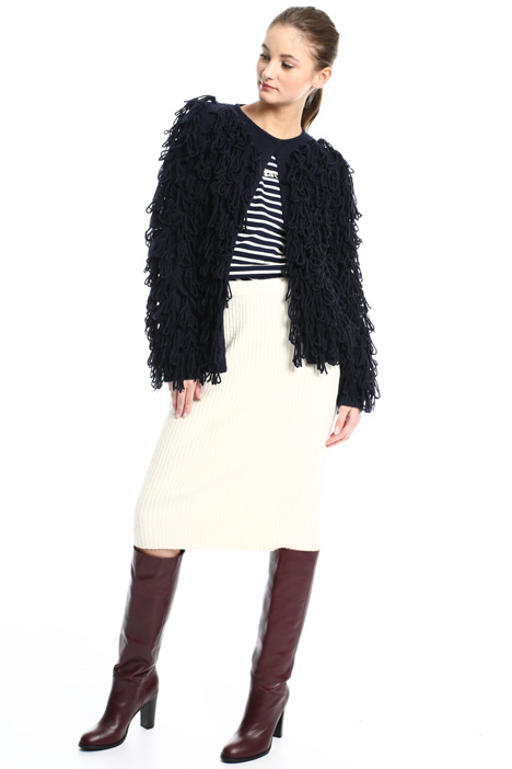 Fringed cardigan Intrend