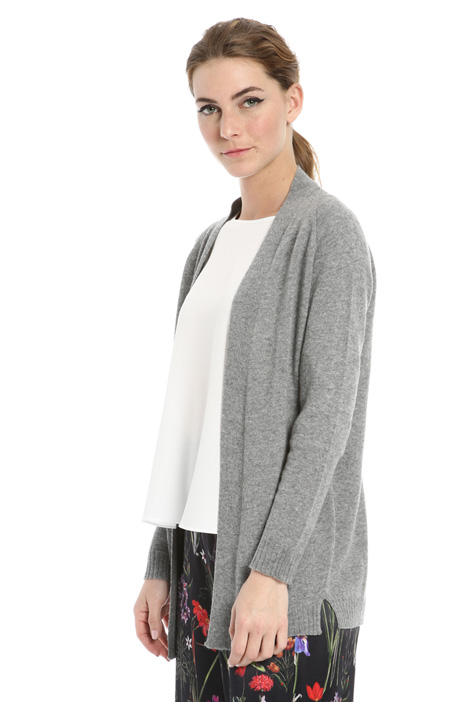 Wool blend cardigan Intrend