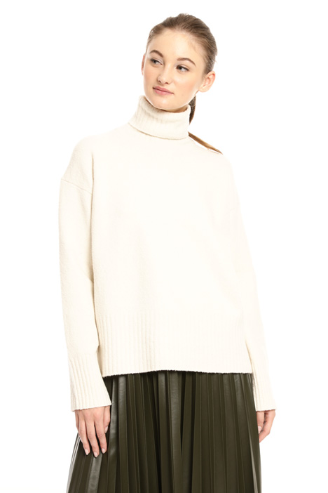 Regular fit turtleneck sweater Intrend