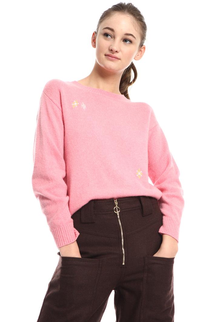 Wool sweater Intrend