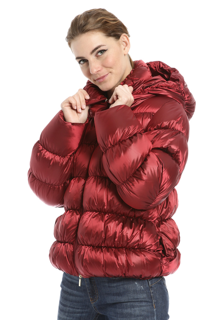 Shimmering down jacket Intrend