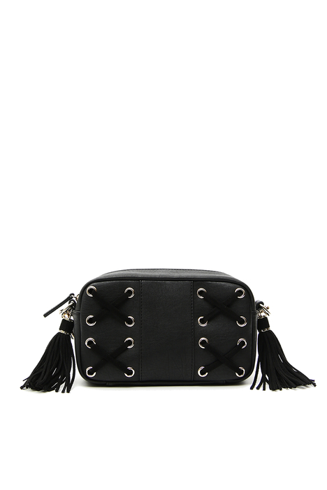 Mini crossbody with tassels Intrend