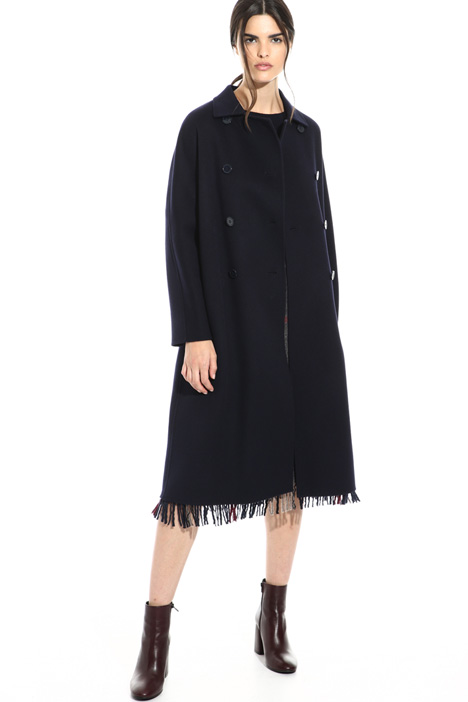 Soft wool coat Intrend