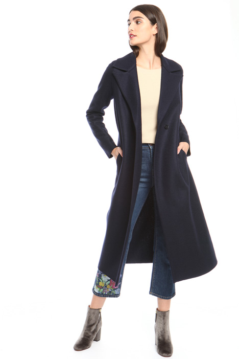 Felted wool coat Intrend