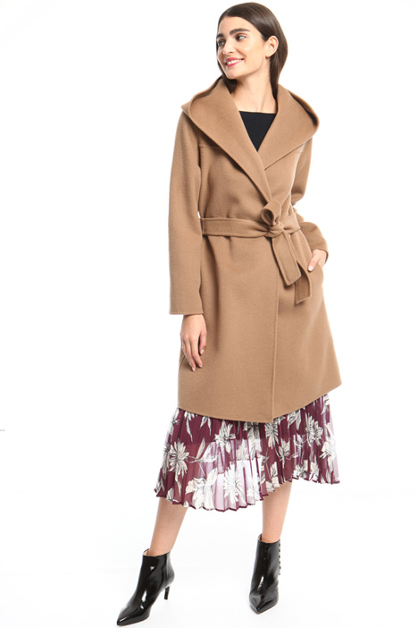 Destructured wool coat Intrend