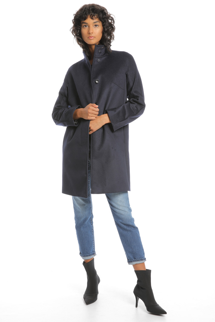 Pure virgin wool coat Intrend