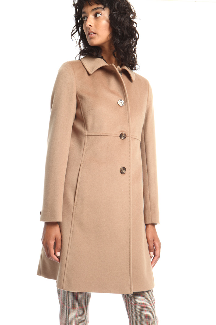 Virgin wool coat Intrend