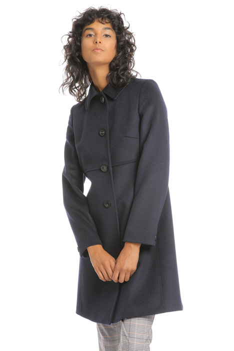 Virgin wool coat Intrend