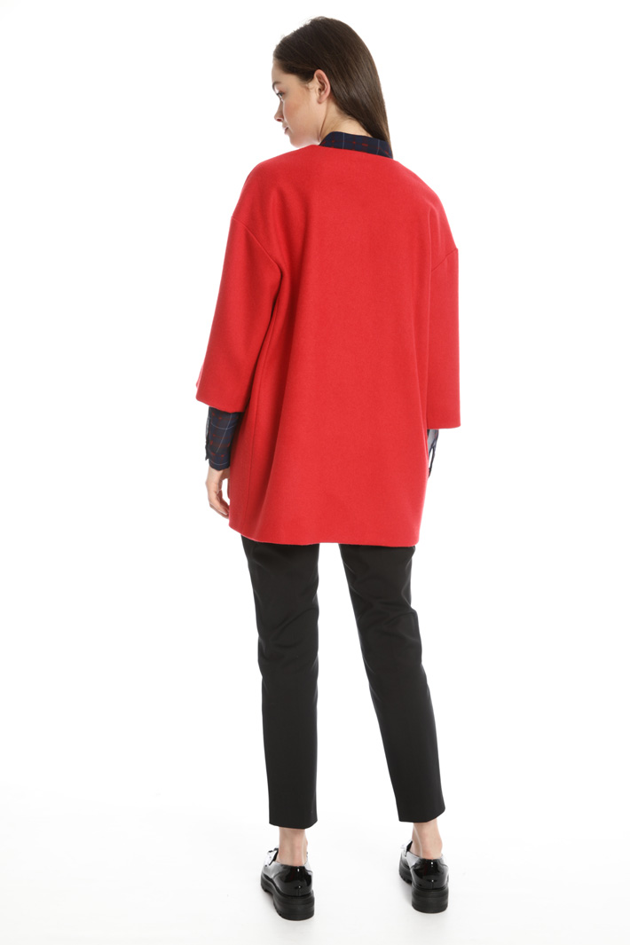 Short wool coat Intrend