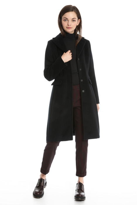 Wool beaver coat Intrend