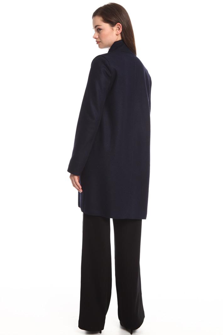 Pure wool crepe jacket Intrend