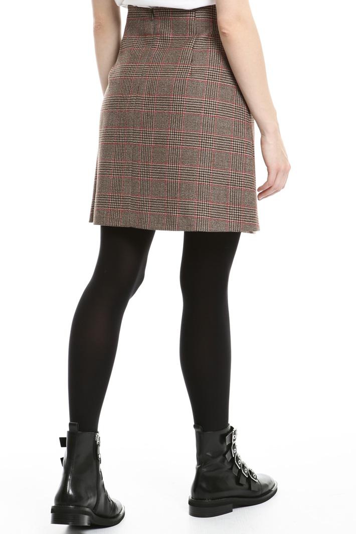 Virgin wool skirt Intrend