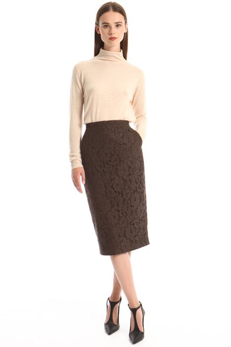 Cotton tube skirt Intrend