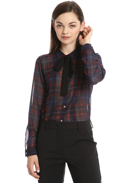 Soft-fit shirt Intrend