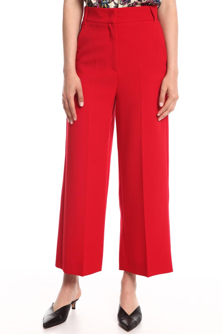 High waist trousers Intrend