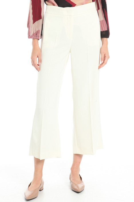 Crepe envers satin trousers Intrend