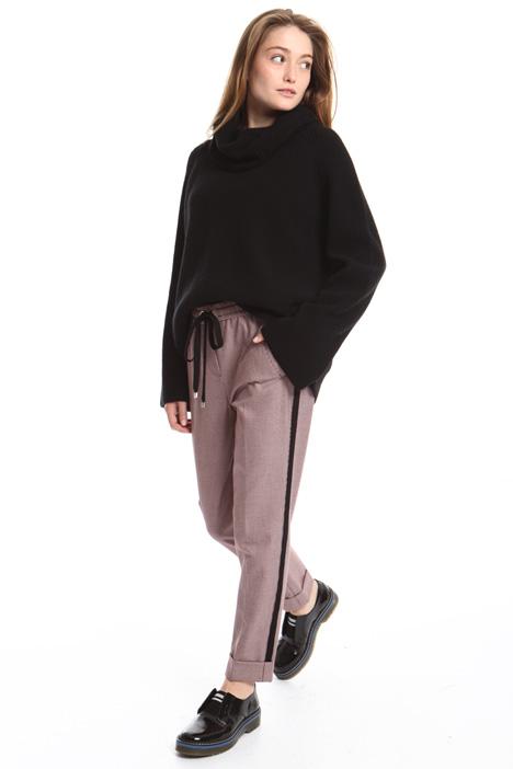 Pantalone morbido in viscosa Intrend