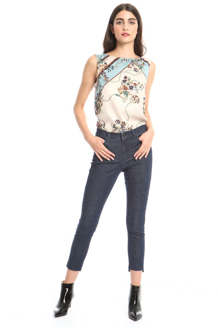 Five pocket jeans Intrend