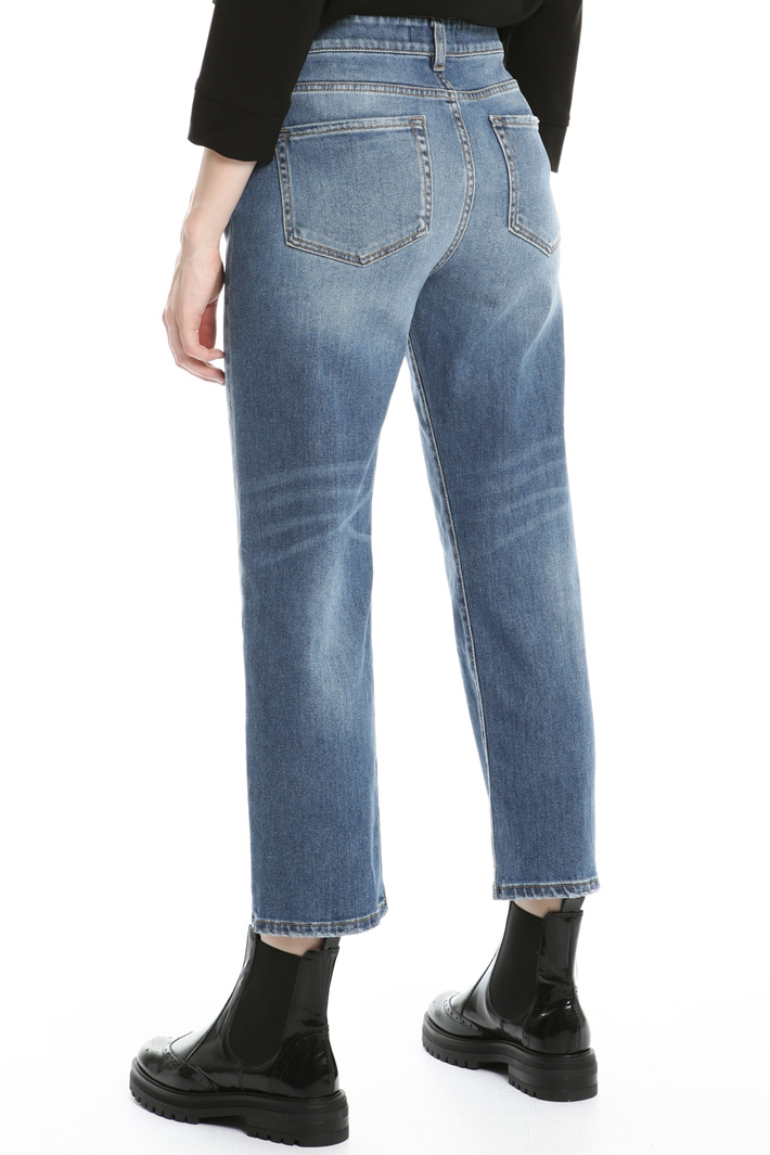 Straight-leg five pocket jeans Intrend