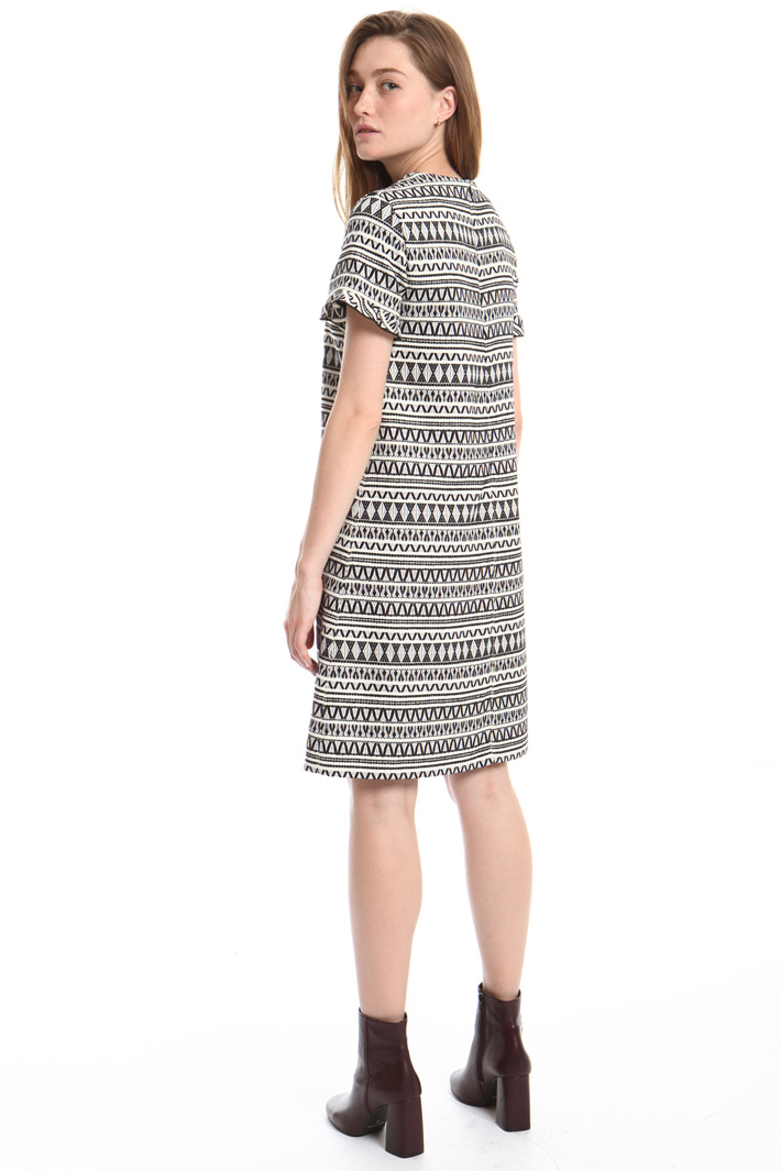 Wool blend dress Intrend